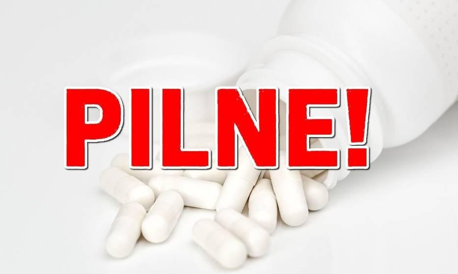 SERIĄ PO GRANULATACHTym razem GIF wydał dwie jednoczesne decyzje: o wycofaniu z obrotu i o czasowym zakazie wprowadzania na rynek, w dodatku w odniesieniu do dwóch leków