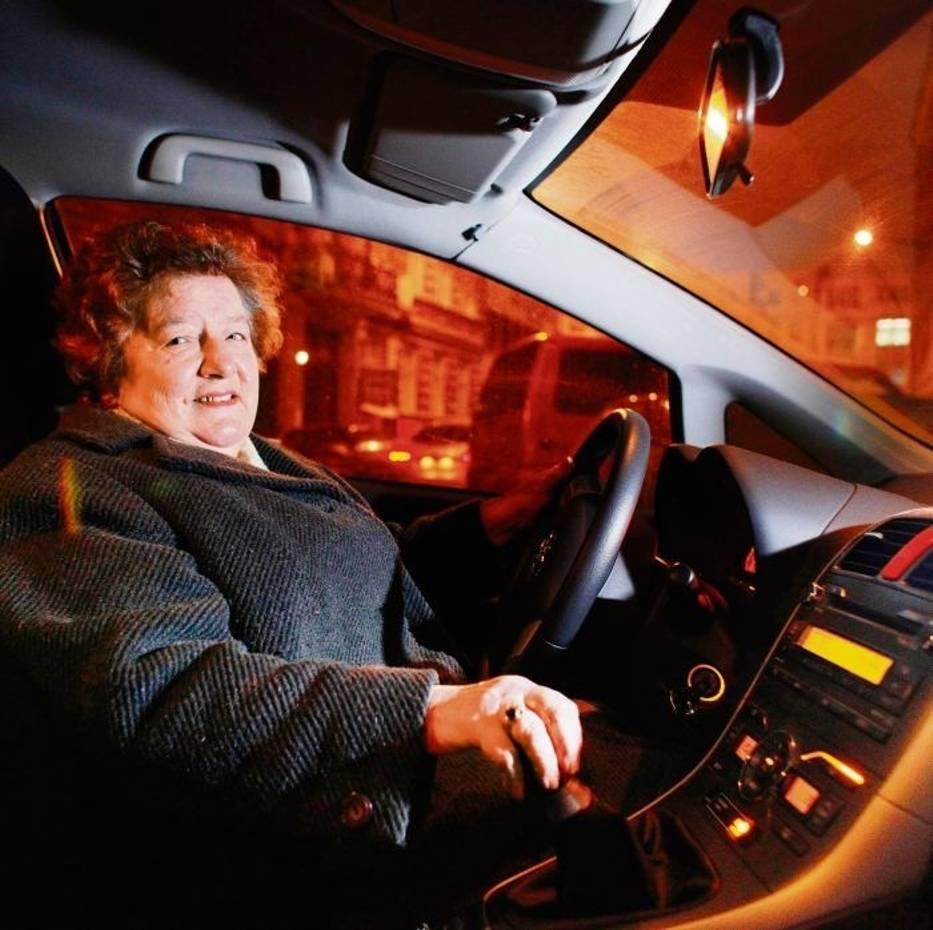 Dla Bożeny Gromadzińskiej samochód jest niezbędny w prowadzeniu firmy