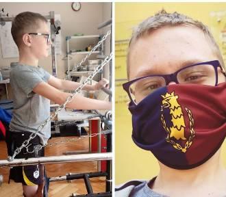 Mecz życia - Bartek vs rak gwiaździak. Wesprzyj leczenie 14-latka z Goleniowa