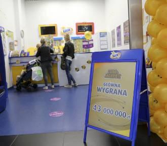 Wysoka wygrana w grze Lotto padła w regionie