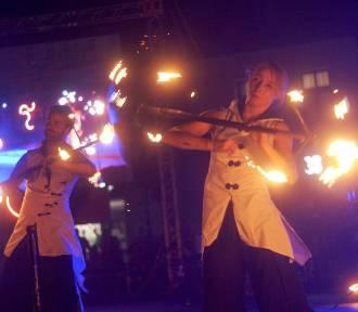Fireshow 2019 na Rynku w Inowrocławiu [zdjęcia]