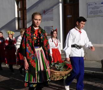 Święta Młodego Wina w Sandomierzu otwarte!