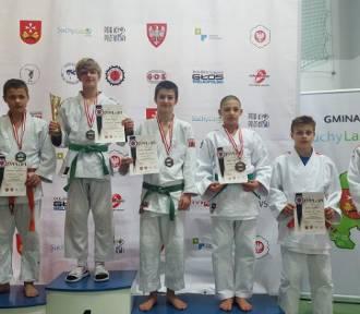 Dawid Szulik z Polonii Rybnik najlepszym młodzikiem w Pucharze Polski w Suchym Lesie