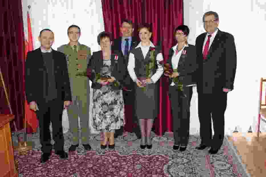 Medale za zasługi dla obronności