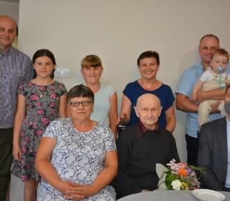 Piękne rocznice urodzin mieszkańców gminy Krzywiń [ZDJĘCIA]