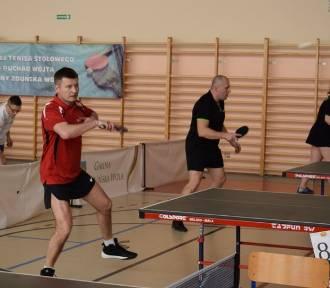 Grand Prix Gminy Zduńska Wola w tenisie stołowym zakończony [zdjęcia]