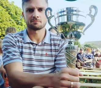 Aron Przybył obronił tytuł Mistrza Wielkopolski Policji na 10 km