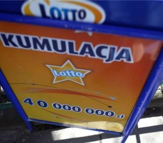Lotto. W czwartek do wygrania 40 milionów zł