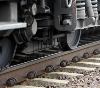 Tragiczny wypadek na Junikowie - pociąg potrącił mężczyznę