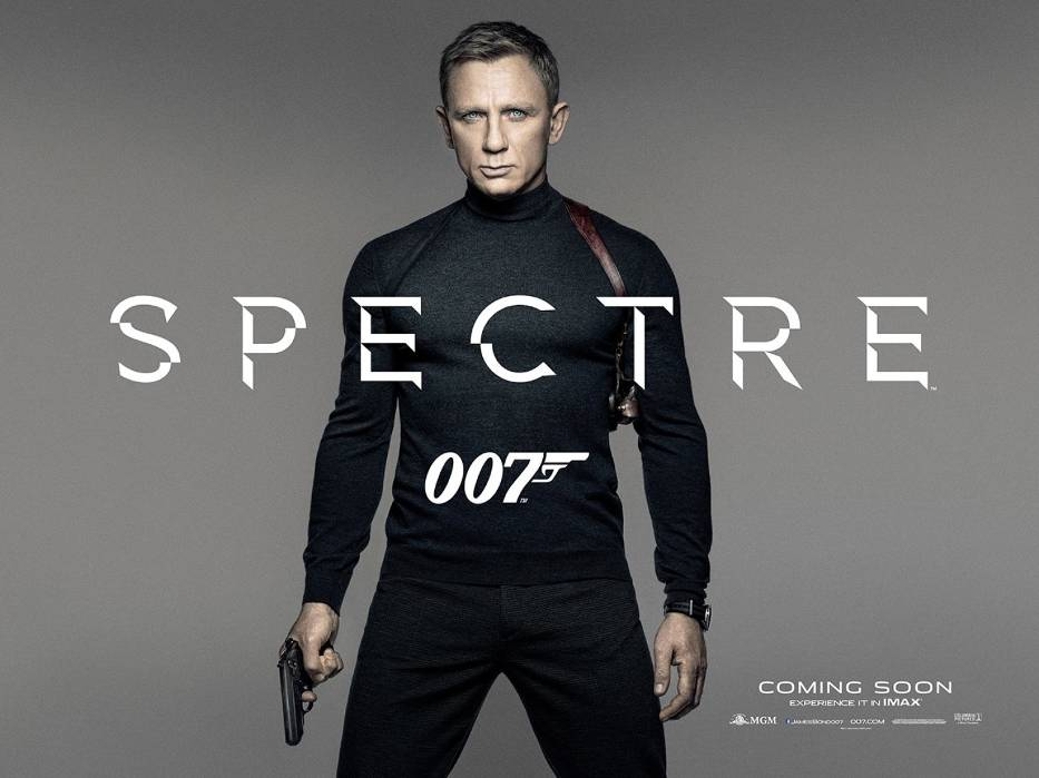 """Spectre"", plakat"