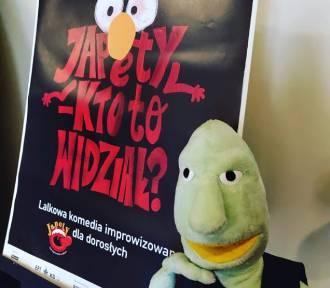 JAPETY - kto to widział? Kolejny lalkowy cykl dla widzów powyżej 16. roku życia w Teatrze Lalek!