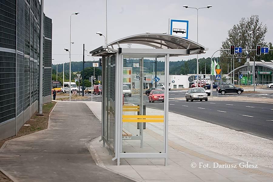 Przystanek autobusowy Wałbrzych