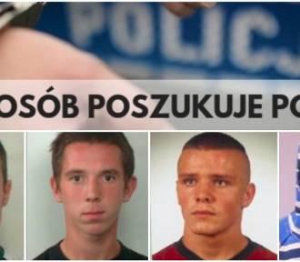 Oto najbardziej poszukiwani przez małopolską policję!