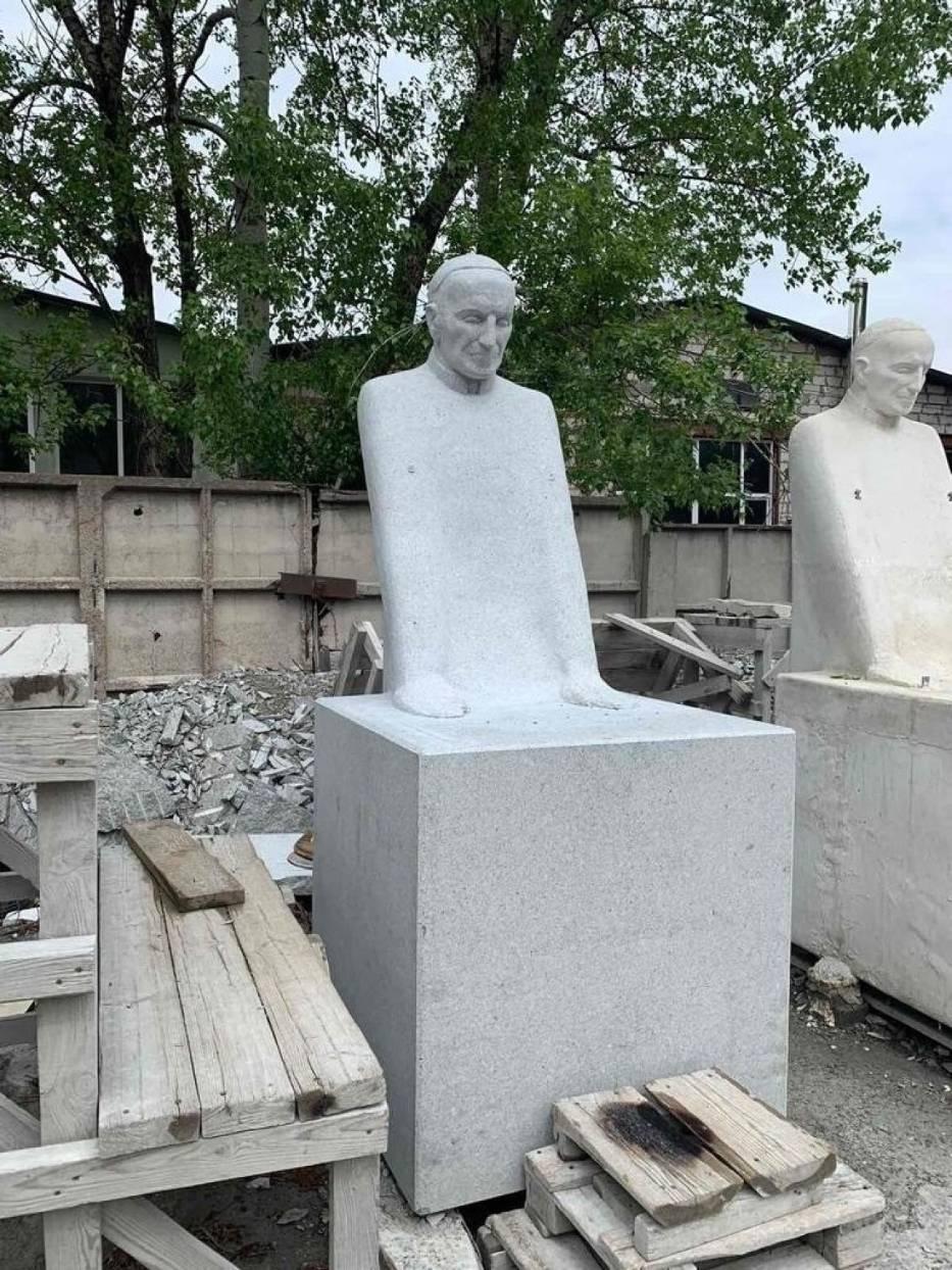 Rzeźba ks
