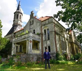 Zabytkowy pałac w Debrznie Wsi zostanie uratowany