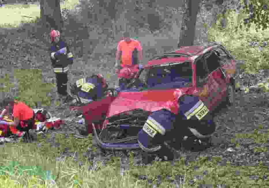 Wypadek w Gordejkach