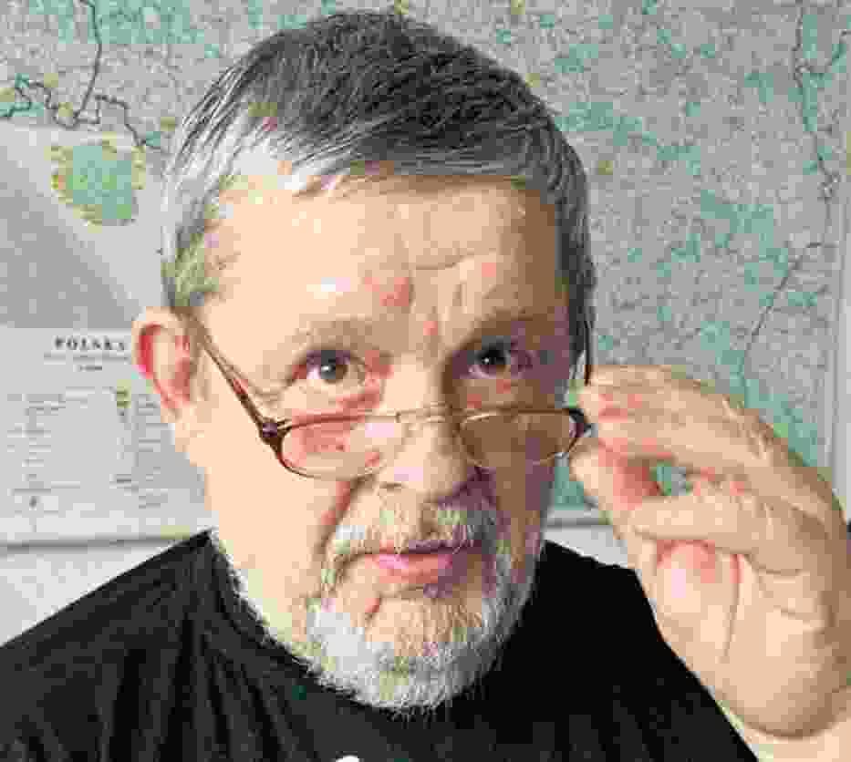 Jerzy Maksimowicz, emeryt z Tychów, nie bierze kredytów