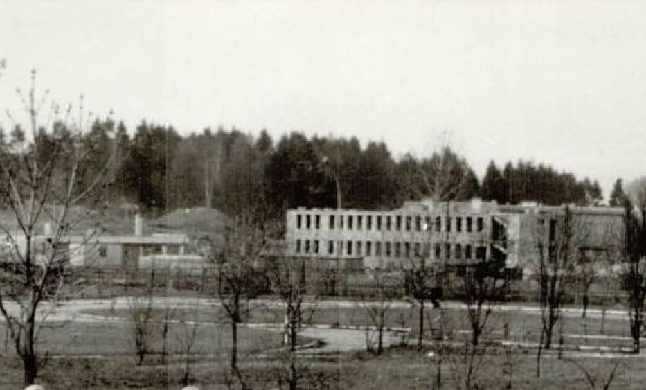 Ten biurowiec został rozebrany w latach 80. XX wieku