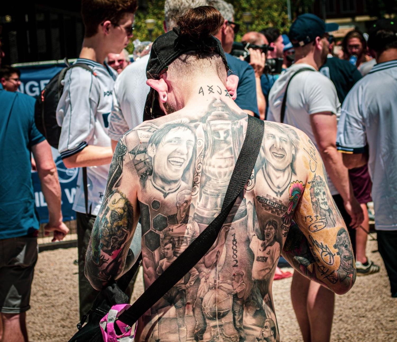 Jesteście za akceptacją tatuaży w miejscu pracy?