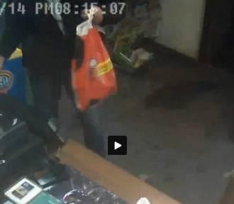 Ukradł skarbonkę z datkami w Będzinie. Rozpoznajecie go?