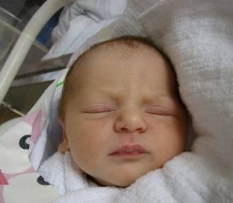Przedstawiamy noworodki, które urodziły w szpitalu powiatowym w Oświęcimiu [ZDJĘCIA]