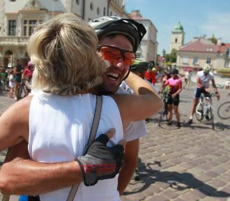 Udało się! Rowerami z Gdańska do Rzeszowa przejechali w 24 godziny