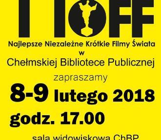 Chełm. Startuje Grand OFF Festival, czyli najlepsze niezależne filmy krótkometrażowe w ChBP