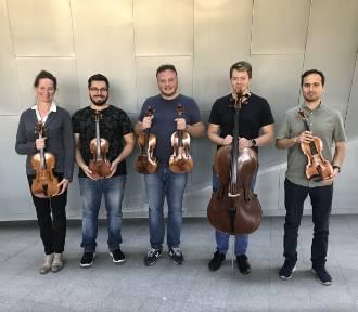 Filharmonia Kaliska pozyskała dla muzyków nowe, wyjątkowe instrumenty ZDJĘCIA