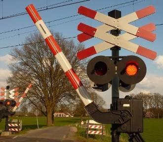 Na przejeździe kolejowym nie działały rogatki! (AKTUALIZACJA)