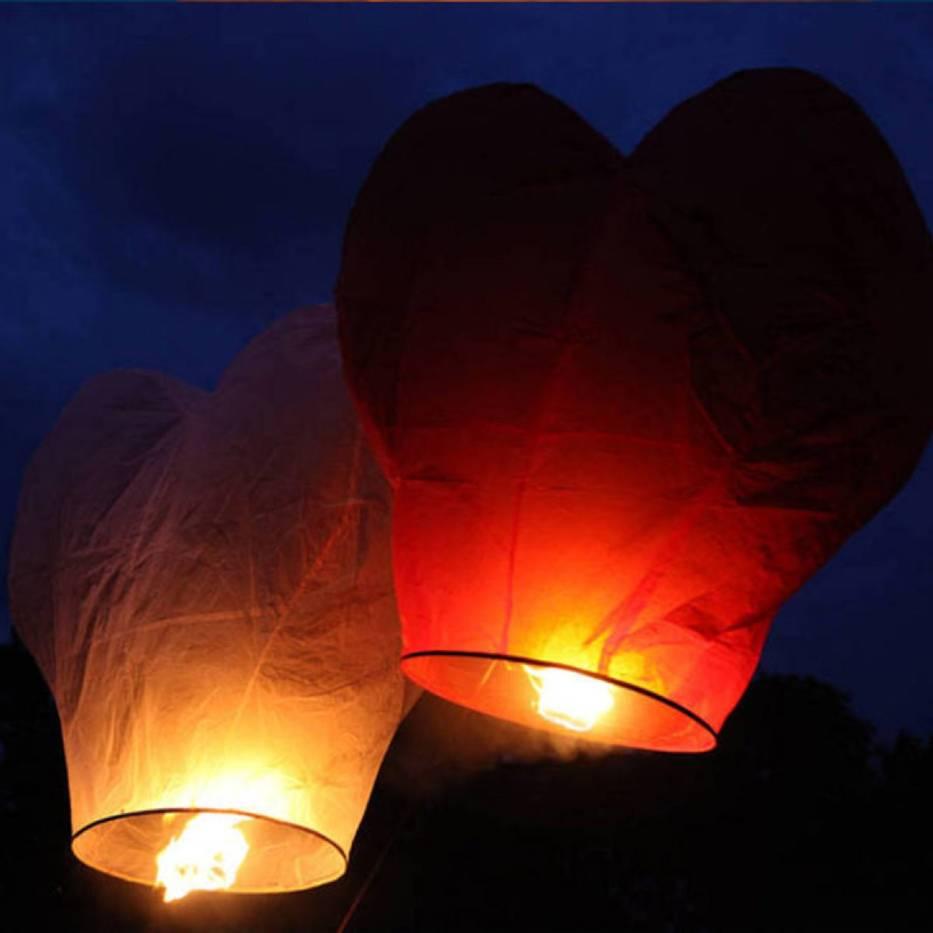 Prezent na walentynki: Miłość wisi w powietrzu