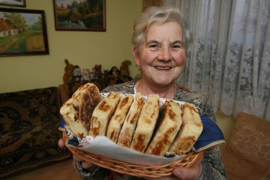 Tradycyjne proziaki to specjał podkarpackiej kuchni