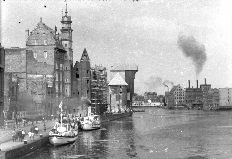 Zobaczcie niezwykłe, unikatowe stare zdjęcia Gdańska, Krakowa i Szczecina