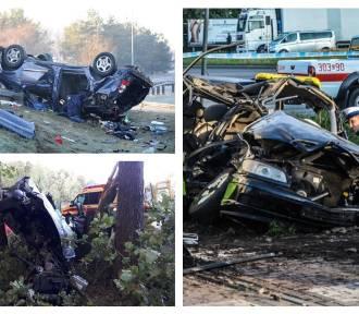 Światowy Dzień Pamięci Ofiar Wypadków. Największe tragedie na drogach regionu