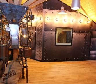 W Wapowcach powstała fabryka czekolady [ZDJĘCIA]