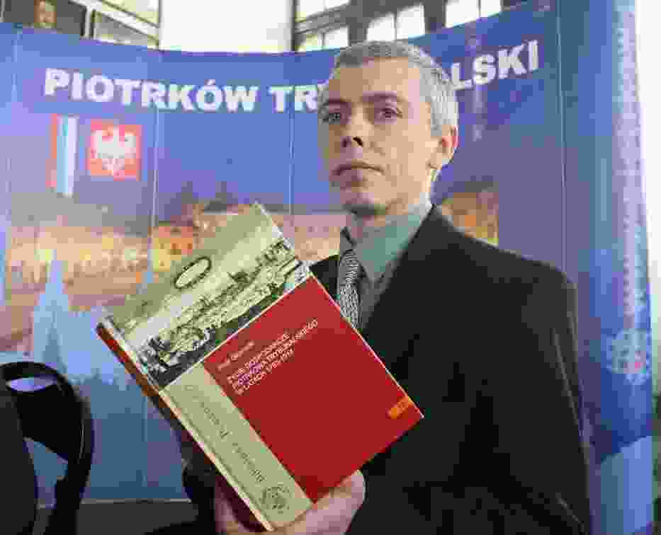 Piotrkowianin Piotr Głowacki laureatem nagrody Złoty Ekslibris 2017