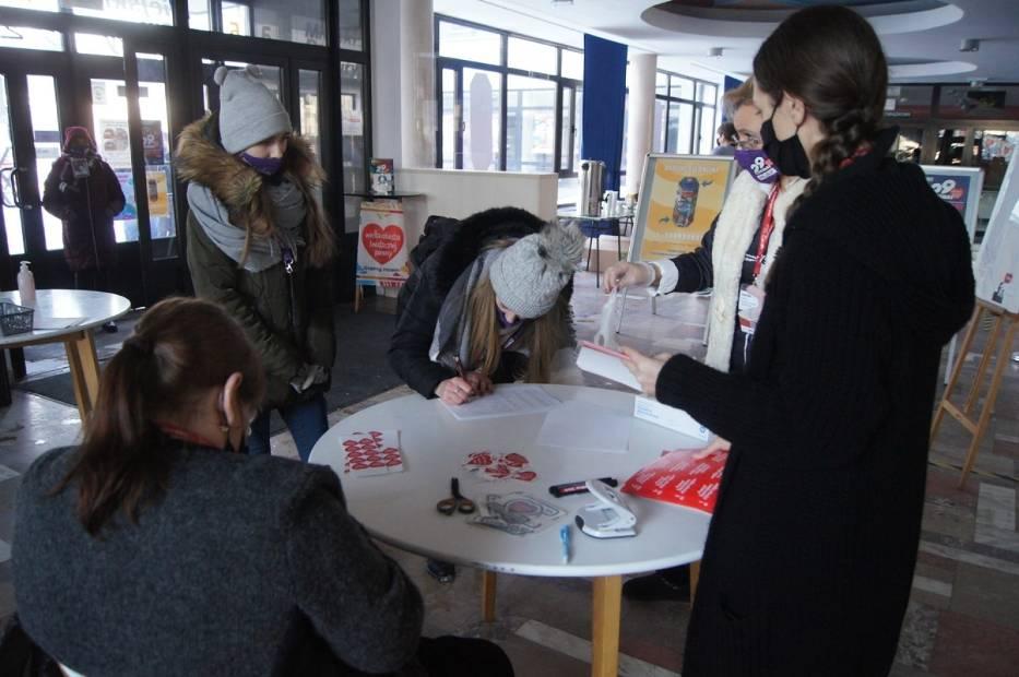 Finał WOŚP w Radomsku rozpoczęty, wolontariusze ruszyli na ulice