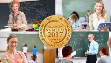 Nauczyciel na Medal - głosujemy na ulubionych belfrów na Dolnym Śląsku!