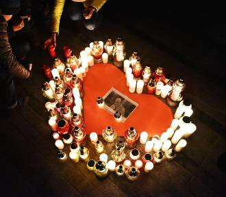 Prezydent Opola na pogrzebie Pawła Adamowicza