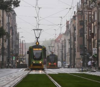Po ponad roku przerwy tramwaje wróciły na Wierzbięcice