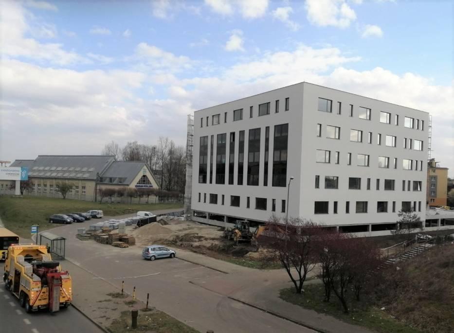 DTŚ Office Center przy DTŚ w Chorzowie