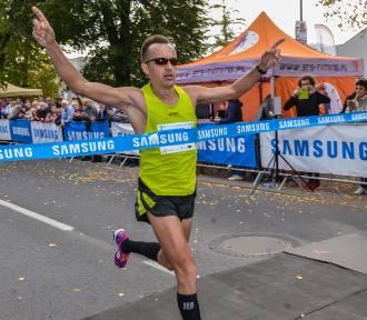VIII Szamotuły Samsung Półmaraton. Zawodnicy na mecie! [ZDJĘCIA CZ. I]