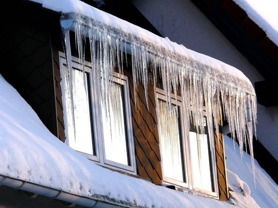 Zima, nawet łagodna, to najtrudniejszy czas dla naszego domu i posesji