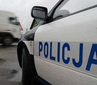 Śmiertelny wypadek w Woli Bykowskiej na dk91. Nie żyje rowerzysta potrącony przez ciężarówkę