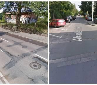 Ulice w Białymstoku w najgorszym stanie. Tu potrzebny jest pilny remont