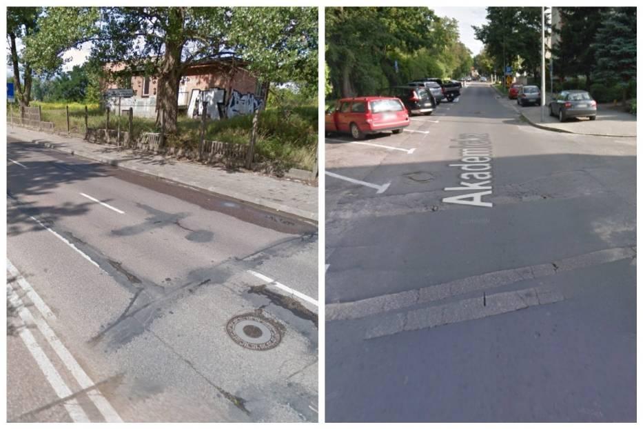 Ulice w Białymstoku, które wymagają remontu. Oto drogi w najgorszym stanie w stolicy Podlasia
