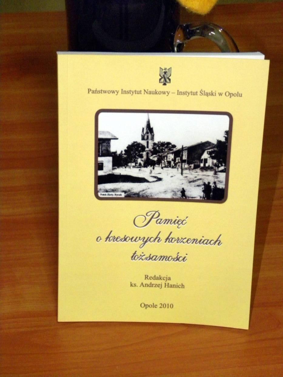Pozycja pod redakcją księdza Andrzeja Hanicha