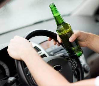 Plaga pijanych kierowców w Jastrzębiu. Rekordzista ledwie stał! Miał 3,5 promila