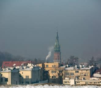 Smog wrócił do Małopolski, normy znacznie przekroczone [DANE]