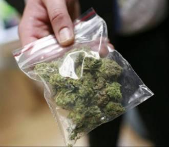 Wieruszów. Małoletni wpadli z marihuaną