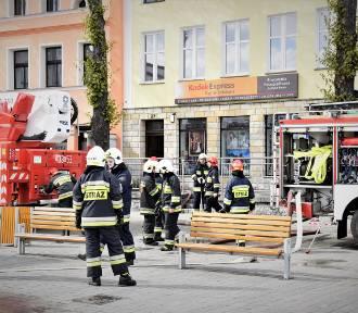Przyczyny pożaru w puckiej kamienicy   ZDJĘCIA, WIDEO